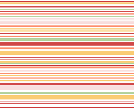 banding: Bright horizontal striped seamless background in red, green, pink and yellow