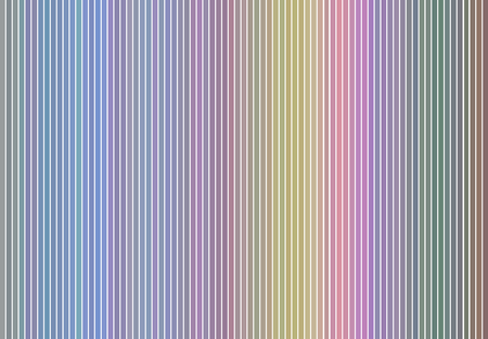 tonality: Abstract striped rainbow colored pattern - vector EPS