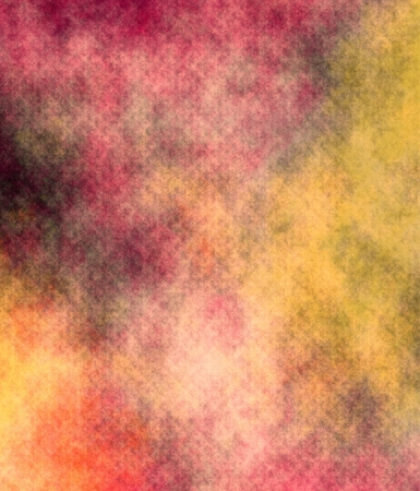 patchy: Patchy textured background in red, yellow and black colors Stock Photo