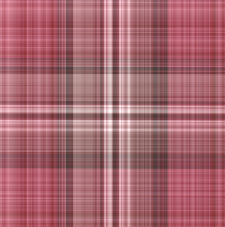 gingham: Geometric gingham pattern in red and brown - seamless