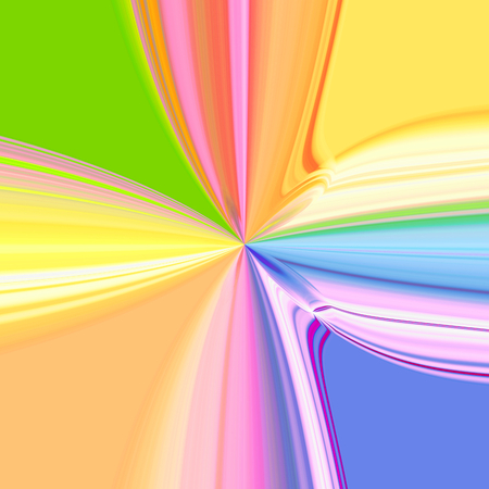 garish: Abstract rainbow colored scenic texture - pastel colors Stock Photo