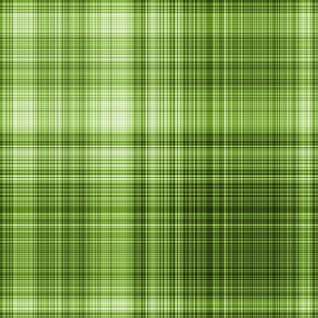 gingham pattern: Seamless gingham pattern in green - illustration