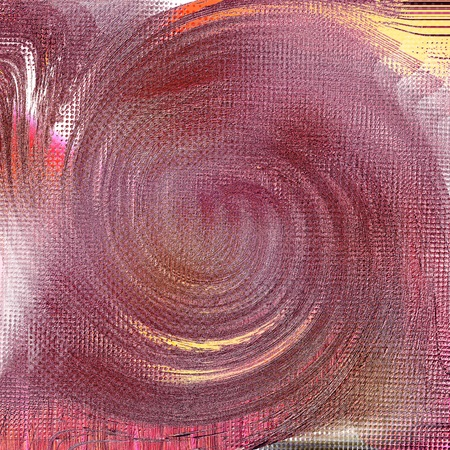circulate: Abstract colored spiral grunge texture or pattern Stock Photo