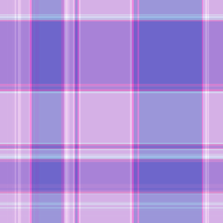 gingham pattern: Gingham pattern in blue and violet spectrum Stock Photo