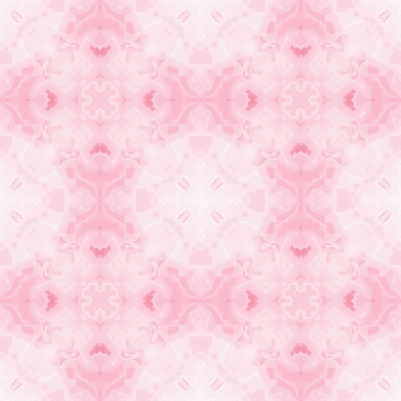 dazzling: Seamless mosaic pattern or background in pastel pink spectrum