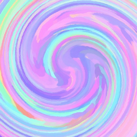 circulate: Pastel colored swirl background for your design in pink and blue spectrum