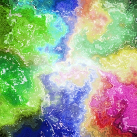 mottled: Abstract rainbow colored stained background texture