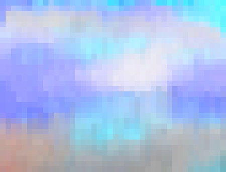 boyish: Pixelated mosaic background or texture in blue and grey Stock Photo