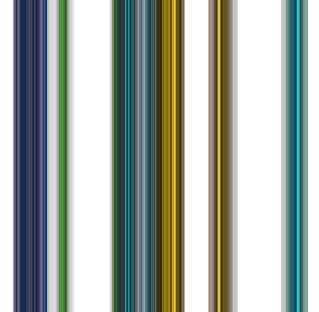 banding: Seamless colorful striped pattern - vertical stripes on white background
