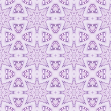 dazzling: Beautiful seamless decorated pattern in violet color