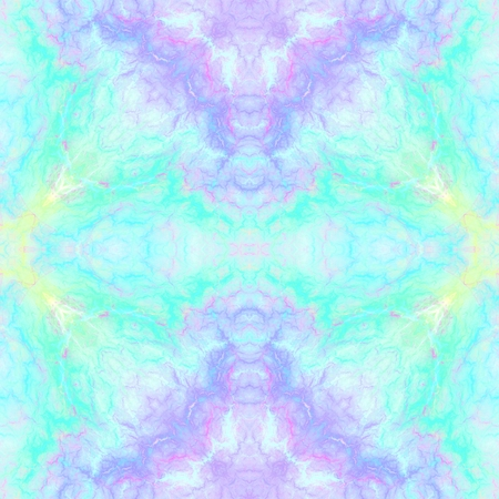Fondo caleidoscópico multicolor abstracto. Patrón sin costuras para envolver papeles e impresiones de tela o papel.