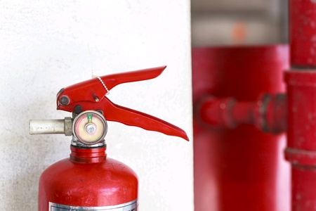 Fire Extinguisher, Must be checked properly, In order to be able to use it effectively.