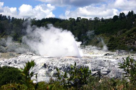 Nuova Zelanda gezir di watter