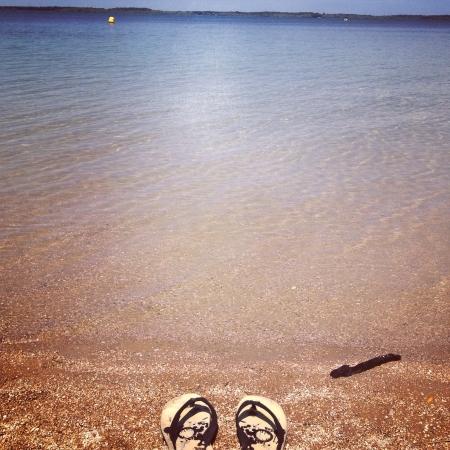 Holidays on the beach