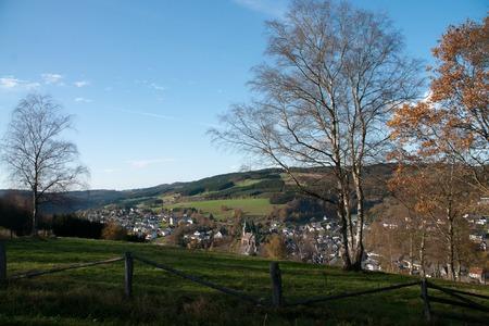 Landschaft um Zueschen Stock Photo - 83413418