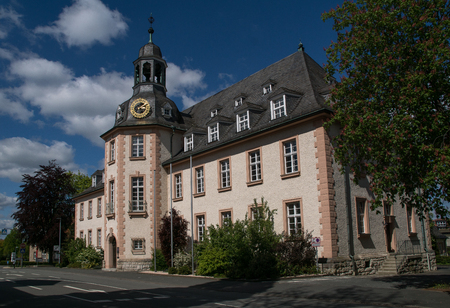 District court of the german city Korbach