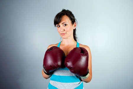 punched: Female Fighter