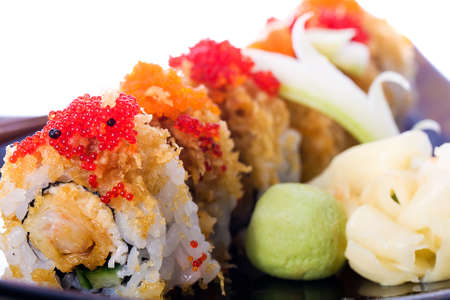 Sushi Roll Imagens
