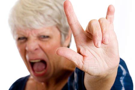 Rock and Roll Grandma photo