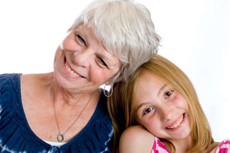 Friendly Grandma photo