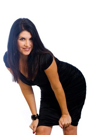 Sexy, middle aged woman Standard-Bild