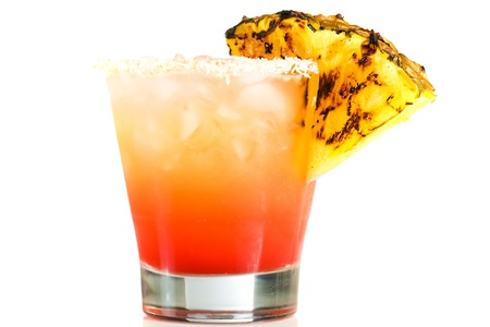 mocktail: Tropical Drink Stock Photo