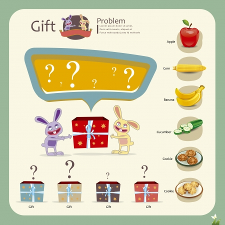 bestowal: Many gifts infographics