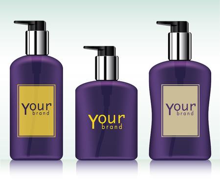 Perfume bottle Stock Vector - 30447366