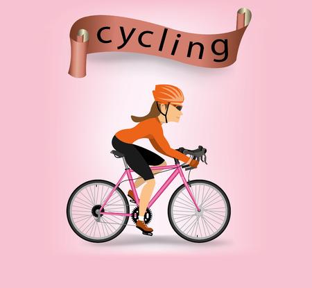 saddle: bike infographics.vector Illustration