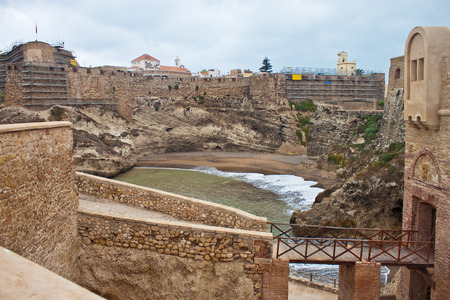 Fortress in Melilla, Spain