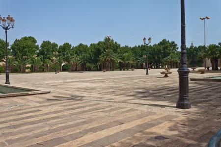 fez: Square in Fez, Morocco