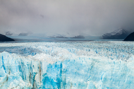 moreno: Perito Moreno glacier in Patagonia, Argentina