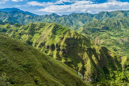 Tierradentro valley in Colombia Reklamní fotografie