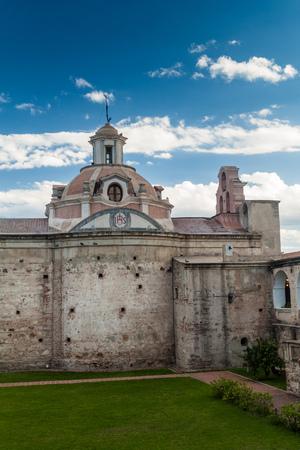 jesuit: Former Jesuit mission in Alta Gracia, Argentina Stock Photo