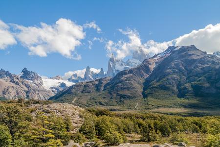 roy: Fitz Roy mountain, National Park Los Glaciares, Patagonia, Argentina