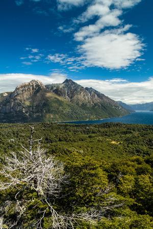 lake nahuel huapi: Nahuel Huapi lake, Argentina