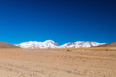 salvador dali: Salvador Dali Desert in Eduardo Avaroa Andean Fauna National Reserve, Bolivia