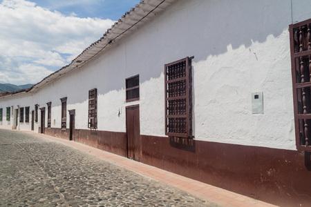 antioquia: Old colonial houses in Santa Fe de Antioquia, Colombia