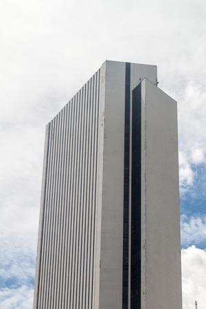 medellin: Modern skyscraper in Medellin, Colombia Editorial