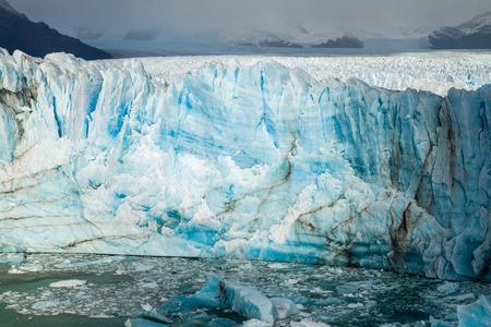 moreno: Perito Moreno glacier in National Park Glaciares, Argentina