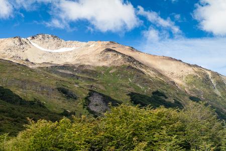 tierra: Mountains at Tierra del Fuego, Argentina