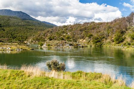 tierra del fuego: National Park Tierra del Fuego, Argentina Stock Photo