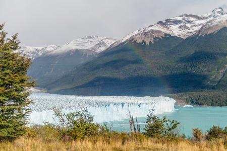 Perito Moreno glacier in National Park Glaciares, Argentina