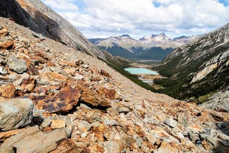 tierra: Valley in Tierra del Fuego, Argentina