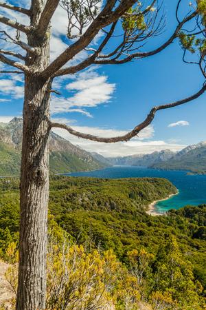 nahuel: Nahuel Huapi lake, Argentina