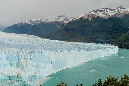 moreno glacier: Perito Moreno glacier in National Park Glaciares, Argentina