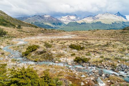 Nature in Tierra del Fuego, Argentina