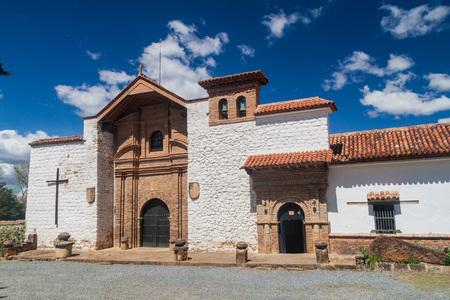 homo: Convent Santo Ecce Homo near Villa de Leyva, Colombia