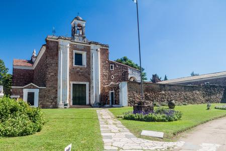 Former jesuit mission in Jesus Maria, Argentina