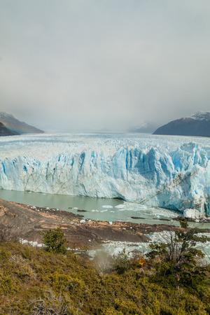 Perito Moreno glacier in National Park Los Glaciares, Argentina